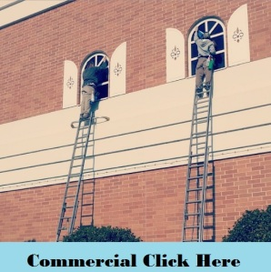 Commercial Splash Window Cleaning